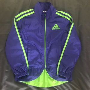 Girls size 5 Addidas Track Top and pants